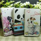 Panda Angel Candy Cat Wallet Kickstand Flip case cover for Meizu Phone