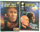 2 Star Trek comics