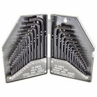 Electronix Express 30 Piece Hex Wrench Set-SAE/MM