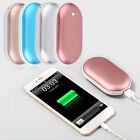 5000mah Mini Hand Warmer USB Charger Pocket Eletric Heater Rechargeable Battery