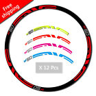 Mountain Bike Wheel Set Rim replacement Sticker For ENVE M50 MTB Race Dirt Decal