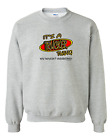 Long Sleeve T-shirt Unique It's A TRUCKER Thing You Wouldn't Understand