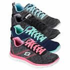 2017 Ladies Skechers Flex Appeal-Pretty City Lightweight Womens Walking Shoes