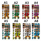 MTB Mountain Bike front Fork rear shock Stickers For FOX Bicycle luxury Decals