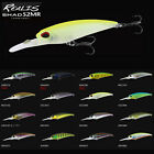 DUO Realis Shad 52 MR Suspend Minnow Bass fishing - Select colors