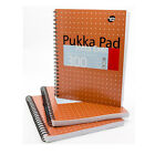 Pukka Pad A4 Exec Jotta Pad Note Pad Book Metallic 300 Papers 80GSM - Pack of 3