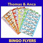 6000 Bingo Tickets 6 to View Flyers Singles Quickies