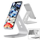 Universal Aluminum Tablet Mobile Phone Desk Table Stand Mount Holder Anti-slip