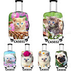 Cat Dog Suitcase Protector Jacket Protect Luggage Cover Spandex Luggage Covers