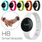 H8 Smart Bracelet Pedometer Wristband Bluetooth Watch Activity Fitness Tracker
