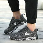 Men's Fashion Outdoor Sneakers Breathable Casual Sports Athletic Running Shoes #