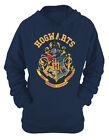 Harry Potter 'Crest' Womens Pull Over Hoodie - NEW & OFFICIAL!