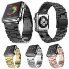 New Stainless Steel Wrist Bracelet Clasp for Apple Watch iWatch Band 38mm/42mm