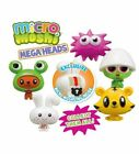 MICRO MOSHI MEGA HEADS ~ COLLECT THEM ALL ~ SELECT YOUR MEGA HEAD
