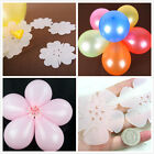 durable decoration Balloon flower clips tie decorative party balloon arch holder