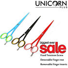 """Professional Hairdressing Barber Scissors Unicornplus Colours 6"""" *Free Delivery*"""