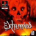 Exhumed Playstation One PS1 Pre Owned Complete With Manual