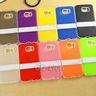Gel TPU Stand Case For Samsung Galaxy S6,G9200 G9208 G920A G920F G920S G920T