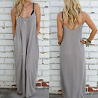 Hot Ladies Long Maxi Dress Ladies Cami Thin Strappy Lagenlook Baggy Loose Dress