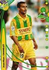 1999-2000 DS France Foot 2000 Base Card FC Nantes (154-167) - Variations