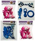 Puppy Toys Variety Play Pack Little Petface Dog Exercise Teething Training Aids