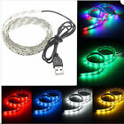 Waterproof Bright 10cm 60 LED LED Light Strip SMD3528 Battery Powered Home Decor