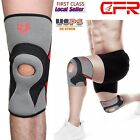 Quality Elastic Compression Knee Support Sleeve Brace Patella Injury Arthritis U