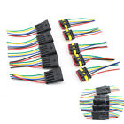 5 Kit 5-Pin AWG Waterproof Wire Connector Plugs For Headlight DRL Lights Retroit