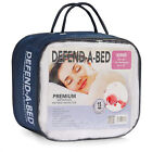 Quality Sleep Defend-A-Bed Premium Waterproof Mattress Pad
