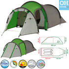 Coleman 2 3 4 Man Cortes Tent Camping Holiday Tunnel Festival Party Vacation  New