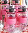 Clear Sport Hello Kitty Portable Fruit Juice,Kettle Bottle,Water Cups for Travel