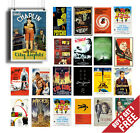 CLASSIC / CULT MOVIES Poster Options A4/A3 Photo Print Film Cinema Wall Deco Art £7.99 GBP