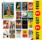 CLASSIC CULT MOVIE Poster Options, A4 A3 Size Film Wall Art Print Valentines Day £7.99 GBP on eBay