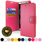 for Galaxy S8+ Plus Case, GOOSPERY Sonata Synthetic Leather Flip Wallet Cover