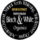 Organic Activated charcoal with NEEM extract for teeth whitening & healthy gums