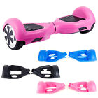 """For 6.5"""" Silicone Rubber Protective Skin Case Cover 2 Wheels Hoverboard Scooter"""