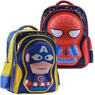 captain america kids backpack boys spiderman school