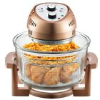 Big Boss Air Fryer- Healthy 1300-Watt Super Sized 16-Quart, Fryer 5 Colors -NEW!