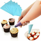 Silicone Cake Piping Baking Bag Icing Cream Pastry Cookies Decoration Reusable