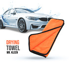 """Premium Drying Microfiber Soft Touch Towel 16x16"""" Car Care Mr. Kleen Wash Clean"""
