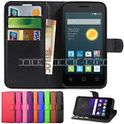 "Alcatel Pixi 4 6"" 3g 4 4"" 5"" High Quality Leather Phone Cell Moble Case Cover"