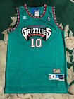 Mike Bibby Jersey Vancouver Grizzlies Hardwoord Classics Green