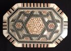 GENUINE AFRICA MOROCCAN WOOD -HAND MADE DESIGN JEWELLERY BOX,NACRE , GIFTS SET