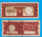Australia 10 Pounds 1934. UNC - Reproduction
