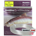 SNOWBEE XS INTERMEDIATE CLEAR FLY LINES