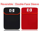 """Soft Sleeve Universal Case Bag Pouch Cover for 15.6"""" HP Laptop Computer"""