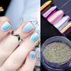 Unicorn Chrome Powder Nail Art Chrome Pigment Mermaid Powder Born Pretty