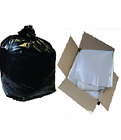 Large Heavy Duty Compactor Sacks Bin Liners Rubbish Waste Bags 20