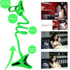 Lazy Arm Phone Mobile Cell Car Bed Flexible Adjustable 360° Mountain Holder