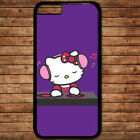 Phone Case Hello Kitty Cover Iphone 4 5 5c 6 7 Plus Galaxy S6 S5 Edge Note G3 +